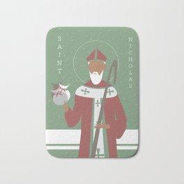 St. Nicholas Icon Bath Mat
