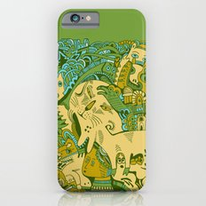 Green Town iPhone 6s Slim Case