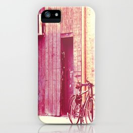 Pedal iPhone Case
