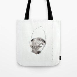 Bandaged Boy Tote Bag