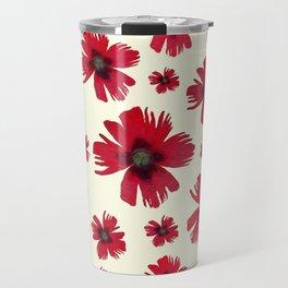 Italian Carnations Travel Mug