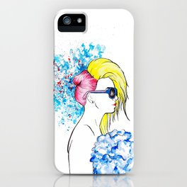 amen fashion iPhone Case