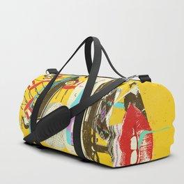 LA PSYCH ADVERT Duffle Bag
