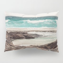 Watching the Waves Roll In Pillow Sham