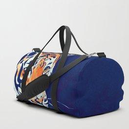 Auburn (Tiger) Duffle Bag