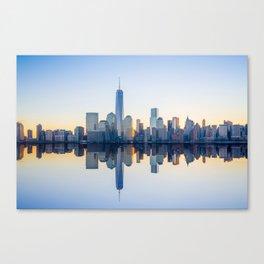 New York 02 - USA Canvas Print