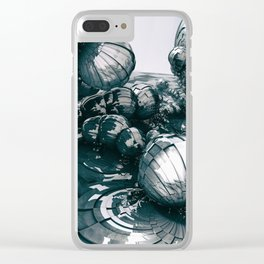 Sphorias Clear iPhone Case