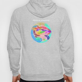 Epic Mythical Creatures chart Hoody