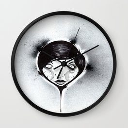 Life and These Lips Wall Clock