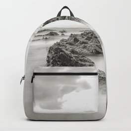 Highlighted Seascape Backpack