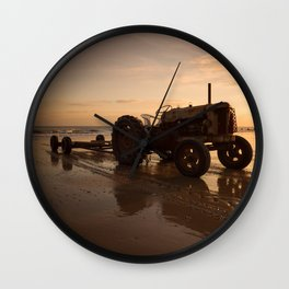 Cromer Days Wall Clock
