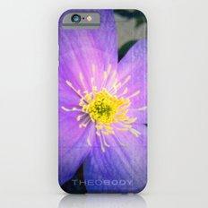 FLOWER N71 Slim Case iPhone 6s