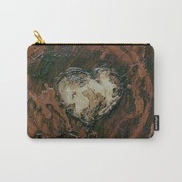 White hearts are the best Carry-All Pouch