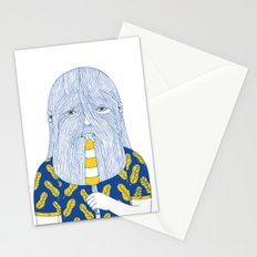 Autumn in Your Face Stationery Cards