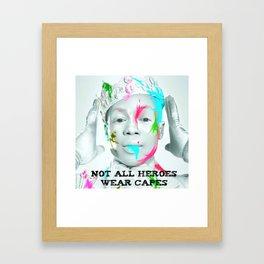 TODRICK HALL Framed Art Print