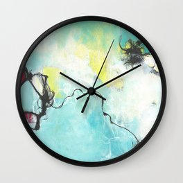 Curiosity Revealed Wall Clock