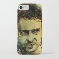 watch iPhone & iPod Cases featuring Schizo - Edward Norton by Fresh Doodle - JP Valderrama