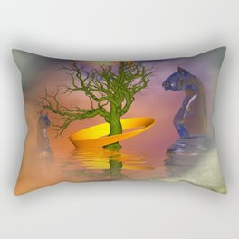 Mobius strip and other things Rectangular Pillow