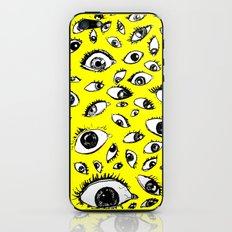 Eyes iPhone & iPod Skin