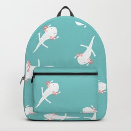 Axolotl Backpack