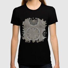 Untenableness Unveiled Flower  ID:16165-132836-04120 T-shirt