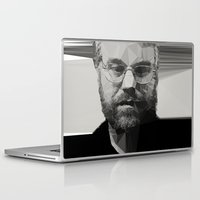 actor Laptop & iPad Skins featuring R.I.P Philip Seymour Hoffman by David