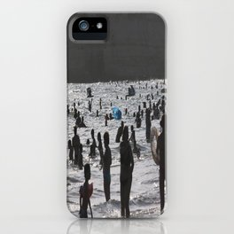 Shadow Beach iPhone Case