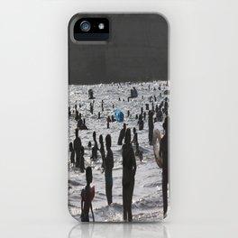 Shadow Beach iPhone Case