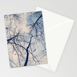 Reaching Upwards Stationery Cards