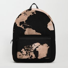 Design 97 world map Backpack