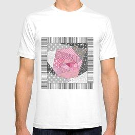 Needlework 1 . Patchwork. Roses. T-shirt