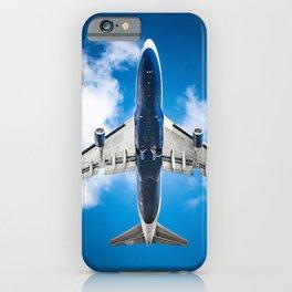 British Airways Boeing 747 iPhone Case