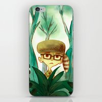 moonrise kingdom iPhone & iPod Skins featuring Moonrise Kingdom by Van Huynh