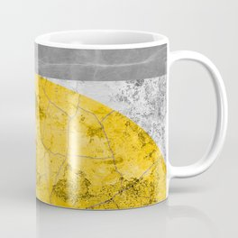 Geometric Composition 6 Coffee Mug