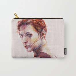 I'm Not Sorry Carry-All Pouch