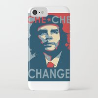 che iPhone & iPod Cases featuring CHE CHE CHANGE by MDRMDRMDR