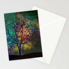 Celestial Phenomenon Stationery Cards