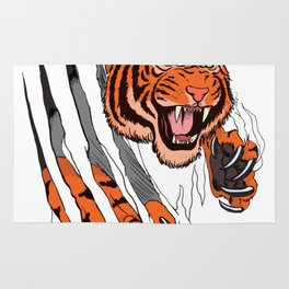 Geppetto Tiger Rip Rug