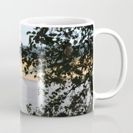 Through the Bushe Coffee Mug