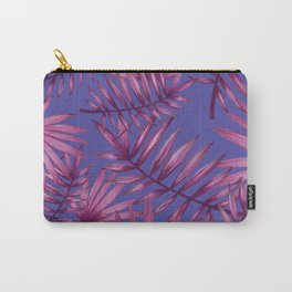 Summer Night Ferns Carry-All Pouch