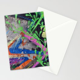 Color Entropy III Stationery Cards