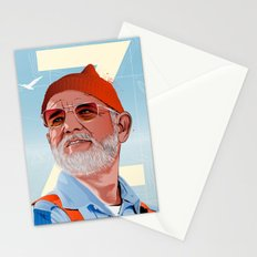 Doc Zissou 2 Stationery Cards