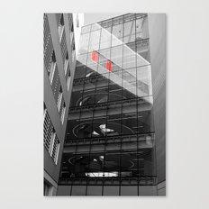 Glass City 2 Canvas Print