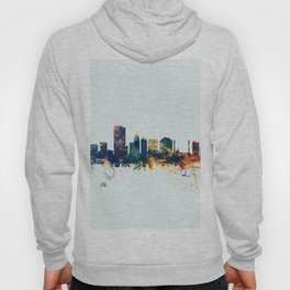 Toledo Ohio Skyline Hoody