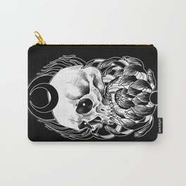 Crysanthemum Carry-All Pouch