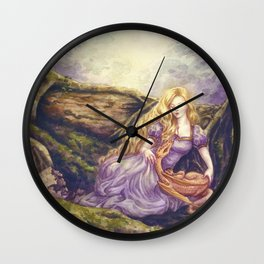 Hatchling Wall Clock