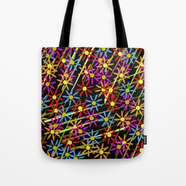 Daisy Design Tote Bag