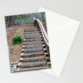 Climb And Explore Nature Stationery Cards