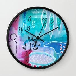 big miracle Wall Clock