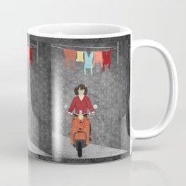 Scooter Coffee Mug